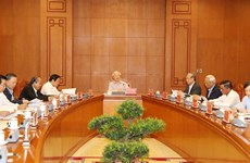 Party, President chairs steering committee on anti-corruption