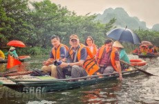 Unique beauty of Trang An complex