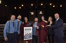 Renowned Italian acapella band performs in HCMC