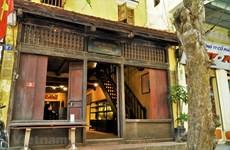 Hanoi's ancient house at 87 Ma May street