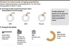 Vietnam to meet needs of aging population