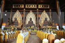 Tam Chuc Pagoda - Ancient beauty amidst majestic scenery
