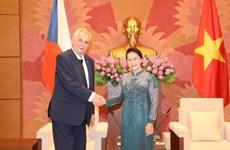 Vietnam, Czech Republic mark 70 years of diplomatic ties