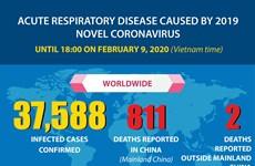 Acute respiratory disease caused by 2019 novel coronavirus