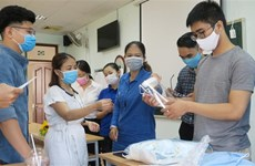 Medical students in Ho Chi Minh City volunteer to join in COVID-19 fight