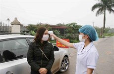 Hai Duong strictly implements Covid-19 prevention work