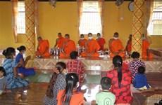Khmer ethnic group celebrates festival amid COVID-19