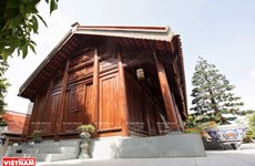 Chang Son wooden houses