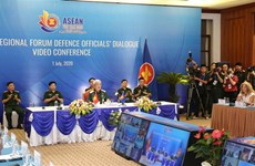ASEAN 2020: ARF Defence Officials' Dialogue holds video conference