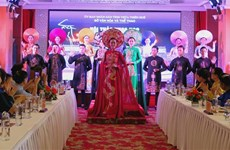 Symposium on 'Capital of Vietnam's Ao Dai'