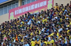 What did int'l media say about the return of Vietnamese football?