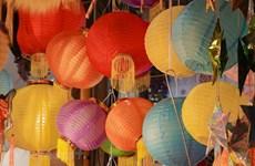 Hang Ma street bustling as Mid-Autumn festival nears