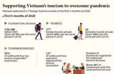 Supporting Vietnam's tourism to overcome pandemic