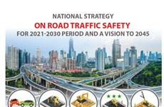National strategy on road traffic safety for 2021-2030 period, vision to 2045