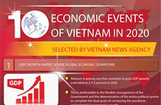 Top 10 economic events of Vietnam in 2020