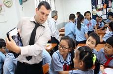 Bac Giang bolsters English teaching at local schools