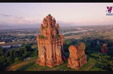 Binh Dinh province to restore Cham towers to create tourist attraction