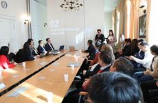 Vietnamese Innovation Network in Europe debuts
