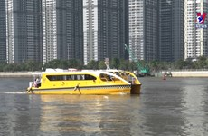 HCM City resumes waterway transport after four-month hiatus