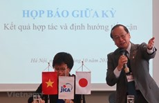 JICA vows to support Vietnam's long-term strategies