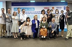 Digital platform launched for persons with disabilities in Vietnam