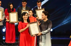 VietnamPlus affirms position with high prizes