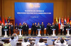 Human resource development key to prosperity of ASEAN Community