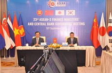 ASEAN+3 discusses ways to prevent COVID-19, boost economic recovery