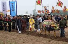 Ploughing festival marks start of growing season