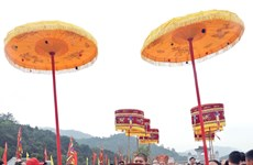 Yen Tu Spring Festival lures thousands of visitors