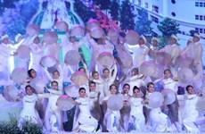 Ao dai festival comes back to HCMC