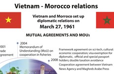 Vietnam - Morocco relations