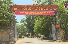 Cu Chi Tunnels - A land of legend