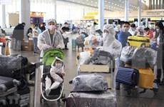 Vietnam flies over 300 citizens from Russia  home