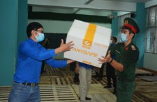 80 tonnes of medical supply provided to Da Nang