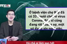 Vietnam News Agency's anti-fake news project wins int'l prize