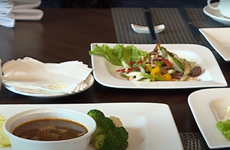 Lavish lunch made affordable to ease COVID-19 pain