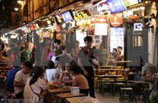 Hanoi allows reopening of bars, karaoke parlours