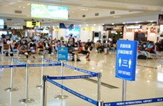 Rapid virus testing to ensure safety at airports