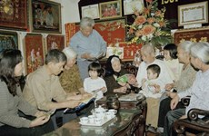 Vietnam cares for and promotes role of the elderly