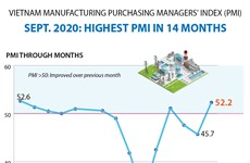 Vietnam Manufacturing Purchasing Managers' Index (PMI)