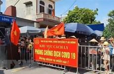 Australian newswire highlights Vietnam's success in fighting COVID-19 resurgence