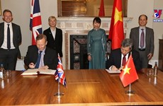 UK-Vietnam FTA to become effective on December 31