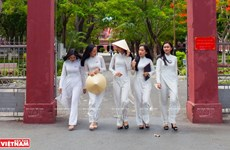 Ao dai, the identity of Vietnamese culture