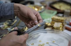 Craft of gold laminating recognised as national heritage