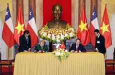Vietnam, Chile enjoy growing comprehensive partnership