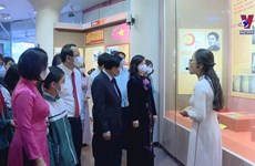 Exhibition on National Assembly kicks off in Bac Ninh