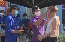 Da Nang deploys community-based anti-COVID-19 groups