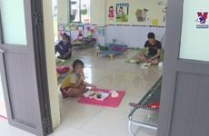 Brave little fellows in pandemic hotspot