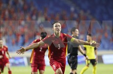 Vietnam win 2-1 victory over Malaysia in World Cup qualifiers